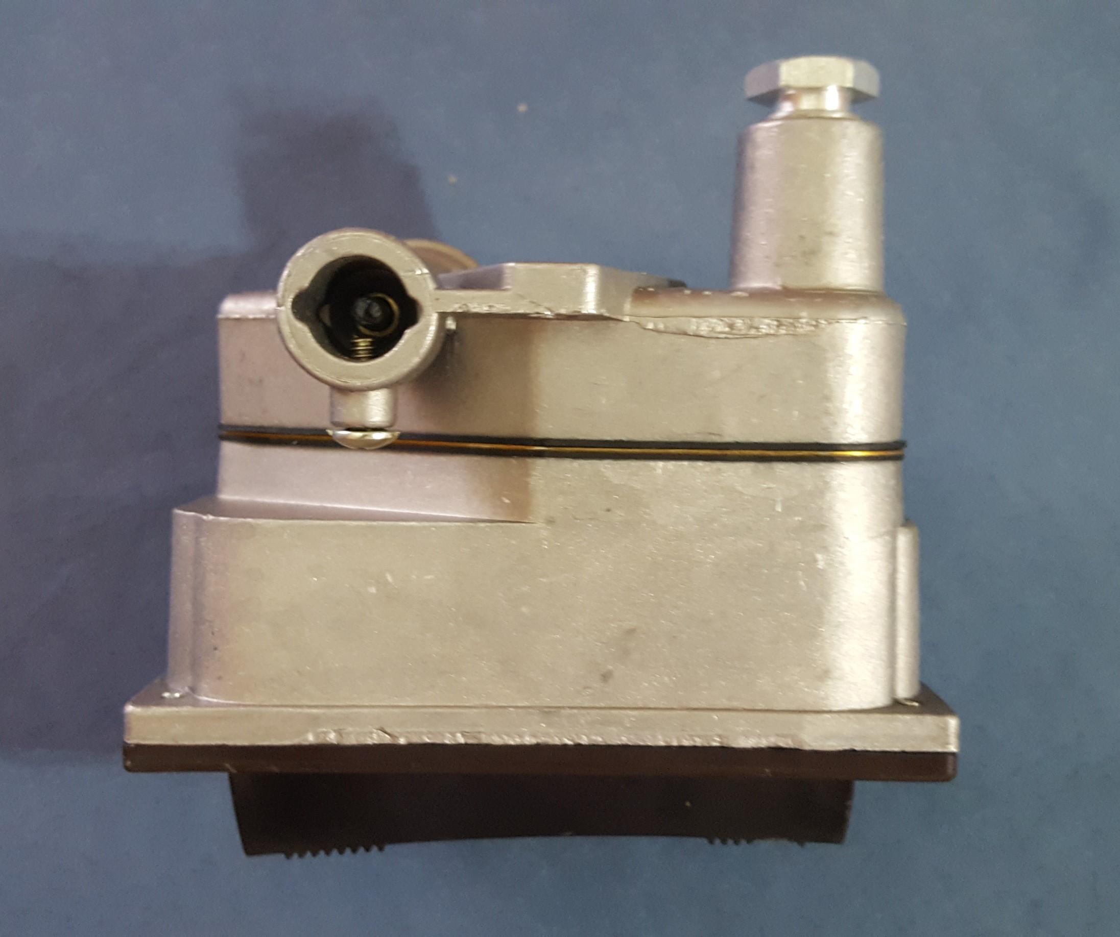 Valvula De Seguridad Para Calefon Orbis Botonera N 3